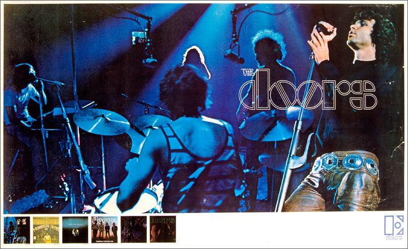 The Doors Live 19162 Pixzone