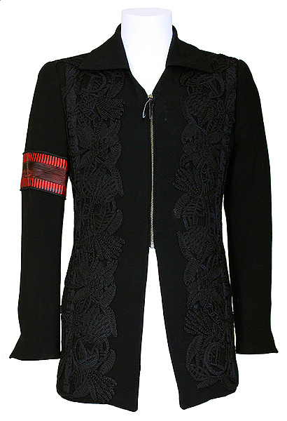 "Michael Jackson ""Wetten, dass…?"" TV Show Worn Black Jacket"