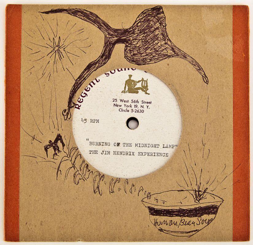 Jimi Hendrix - Burning of the Midnight Lamp Lyrics - YouTube