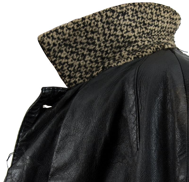 Lot Detail John Lennon Album Cover Worn Leather Jacket