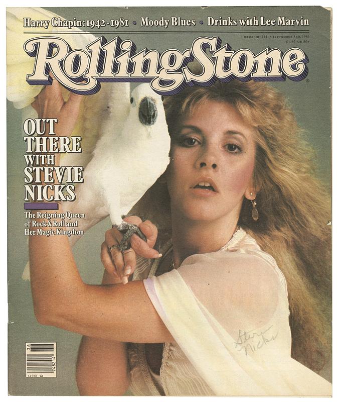 Iconic Fashion Magazine Covers