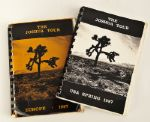 U2 Joshua Tree Tour Original Itinerary Books (2)