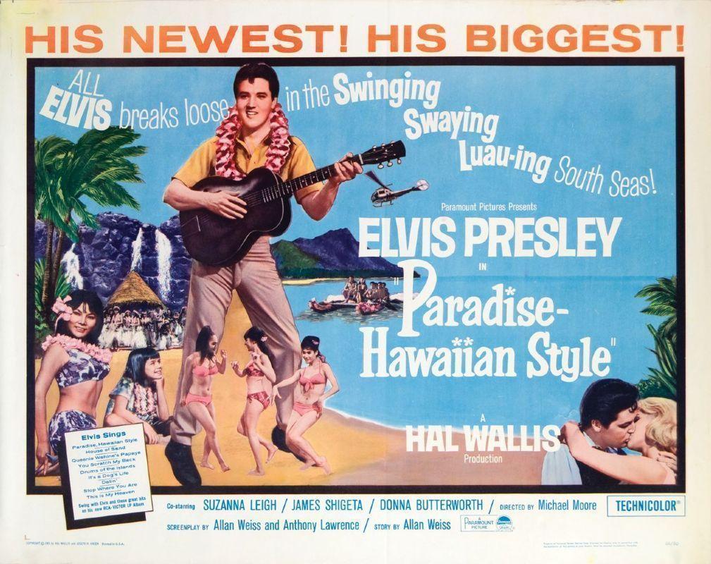 """Résultat de recherche d'images pour """"film elvis Paradise, Hawaiian Style"""""""