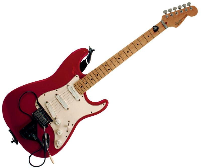 Aerosmith guitar