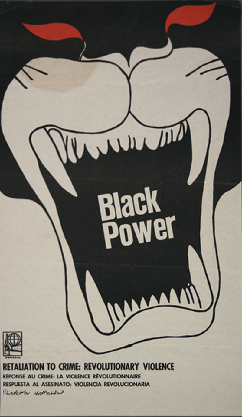 Black Power Movement Posters | Ashley McPherson//Graphic ...