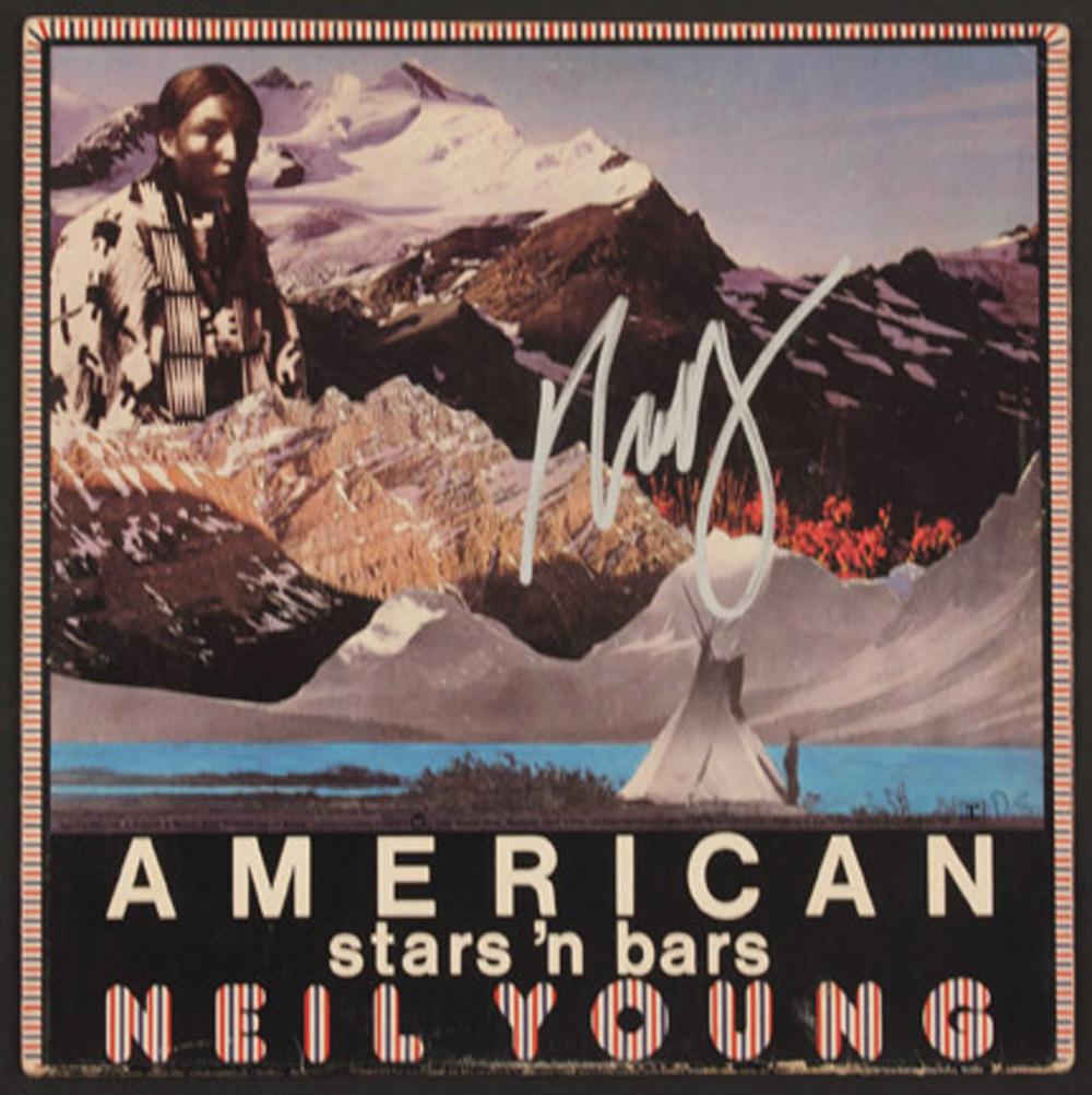 Neil Young American Stars N Bars