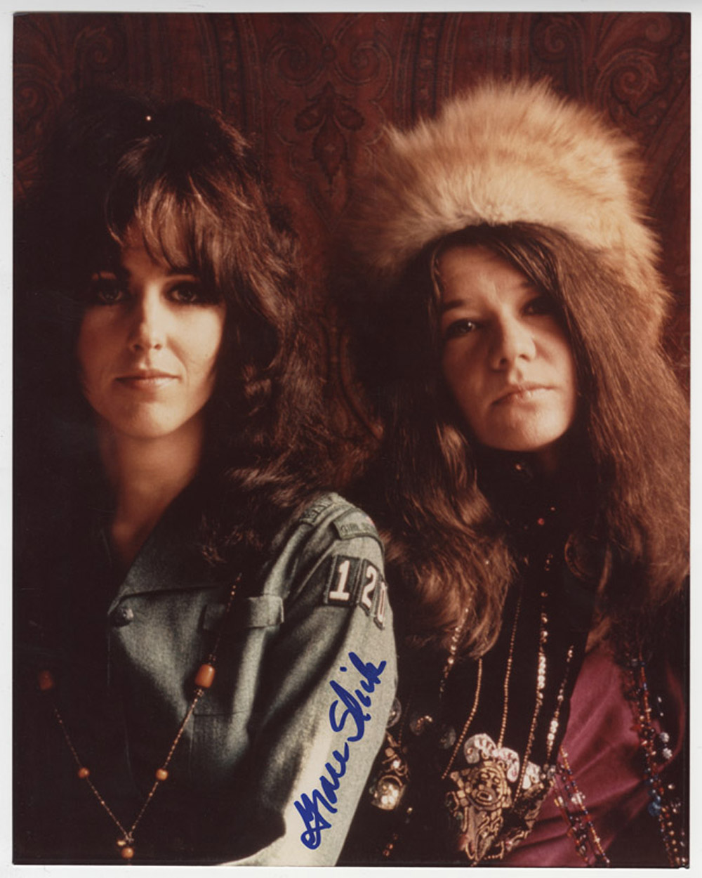 the gallery for gt grace slick paintings