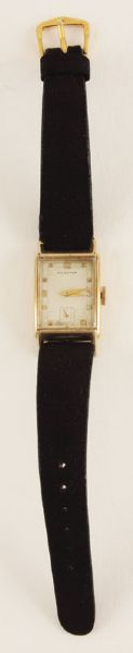 Elvis Presley 1955 Worn Hamilton Wrist Watch