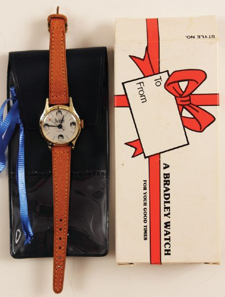 Beatles Original Bradley Christmas Watch