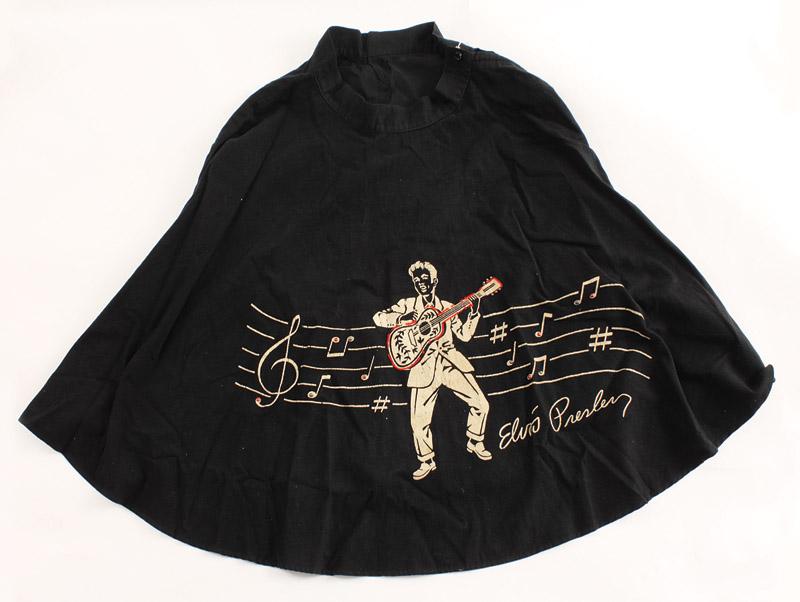 Elvis Presley Vintage Poodle Skirt