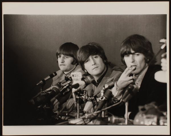 The Beatles Gloria Stavers Original Photograph