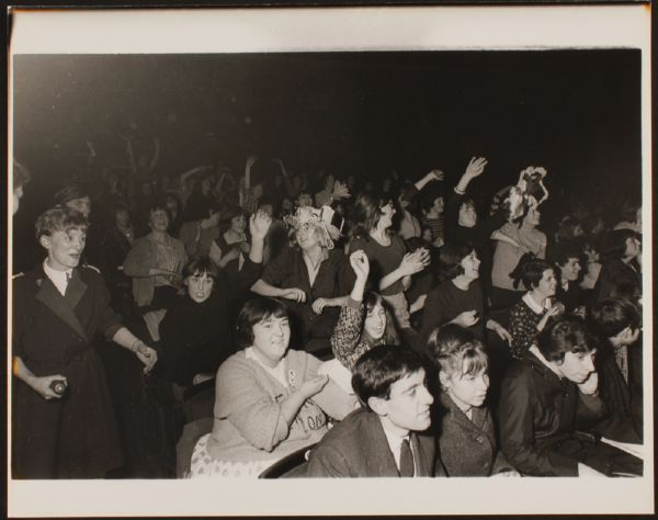 Beatles Fans Original Photograph
