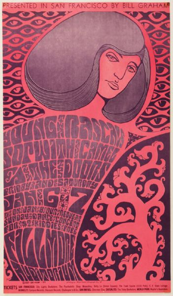 The Doors Original Poster