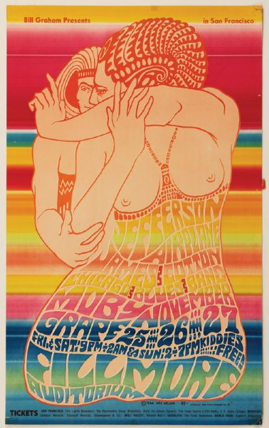 Jefferson Airplane Original Poster