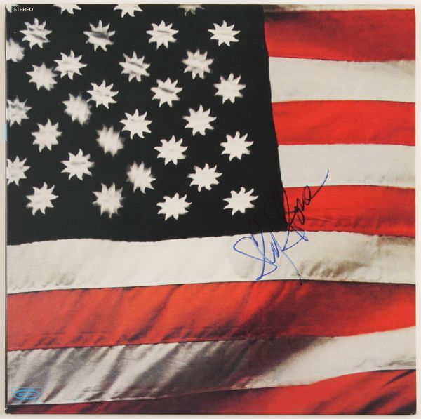 Sly & The Family Stone Signed There's A Riot Goin On Album