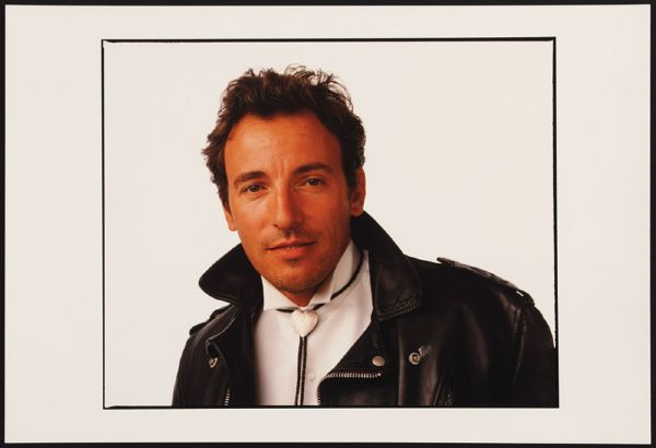 Bruce Springsteen Annie Leibovitz Tunnel of Love Original Outtake Giclee Photograph