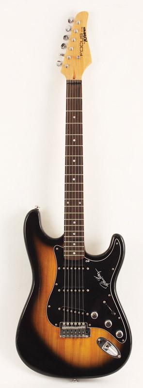 lot detail peter frampton signed electric guitar. Black Bedroom Furniture Sets. Home Design Ideas