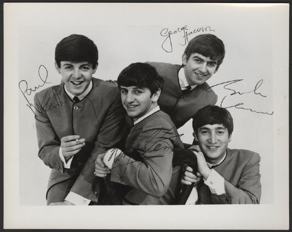 Beatles Original Photograph