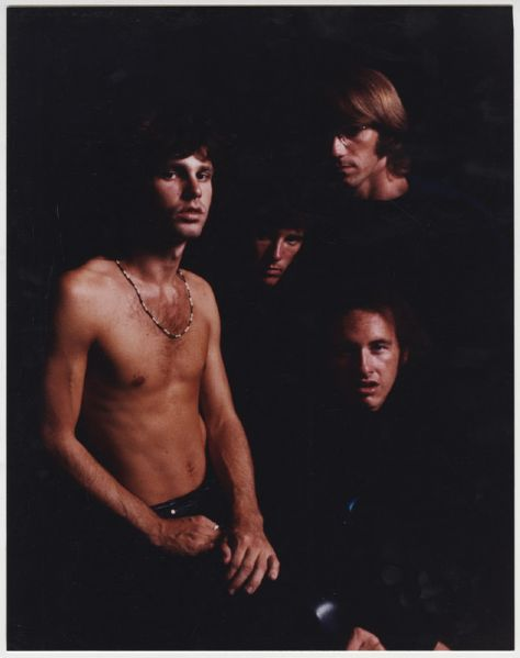The Doors Debut Album Joel Brodsky Original Outtake Photograph