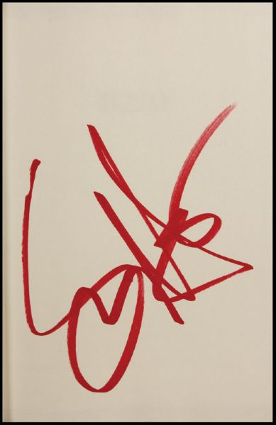 Sammy Hagar Signed Red, My Uncensored Life In Rock Autobiography