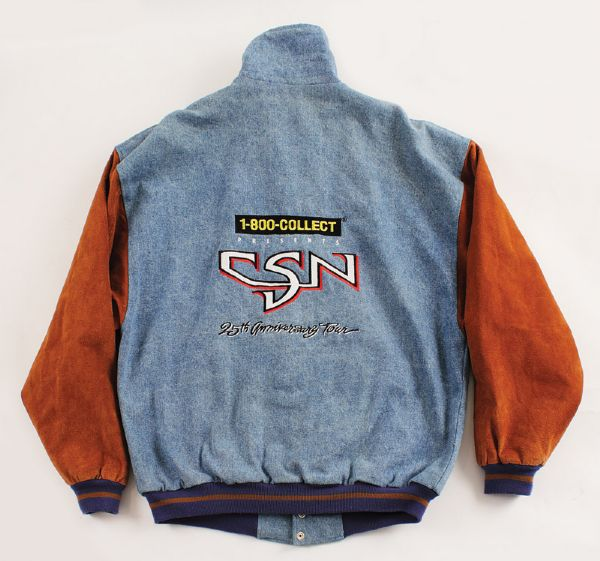 Crosby, Stills & Nash 25th Anniversary Tour Jacket