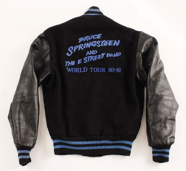 Bruce Springsteen and The E Street Band Word Tour 80-81 Jacket