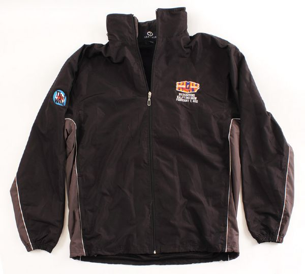 The Who 2010 Super Bowl Halftime Show Jacket