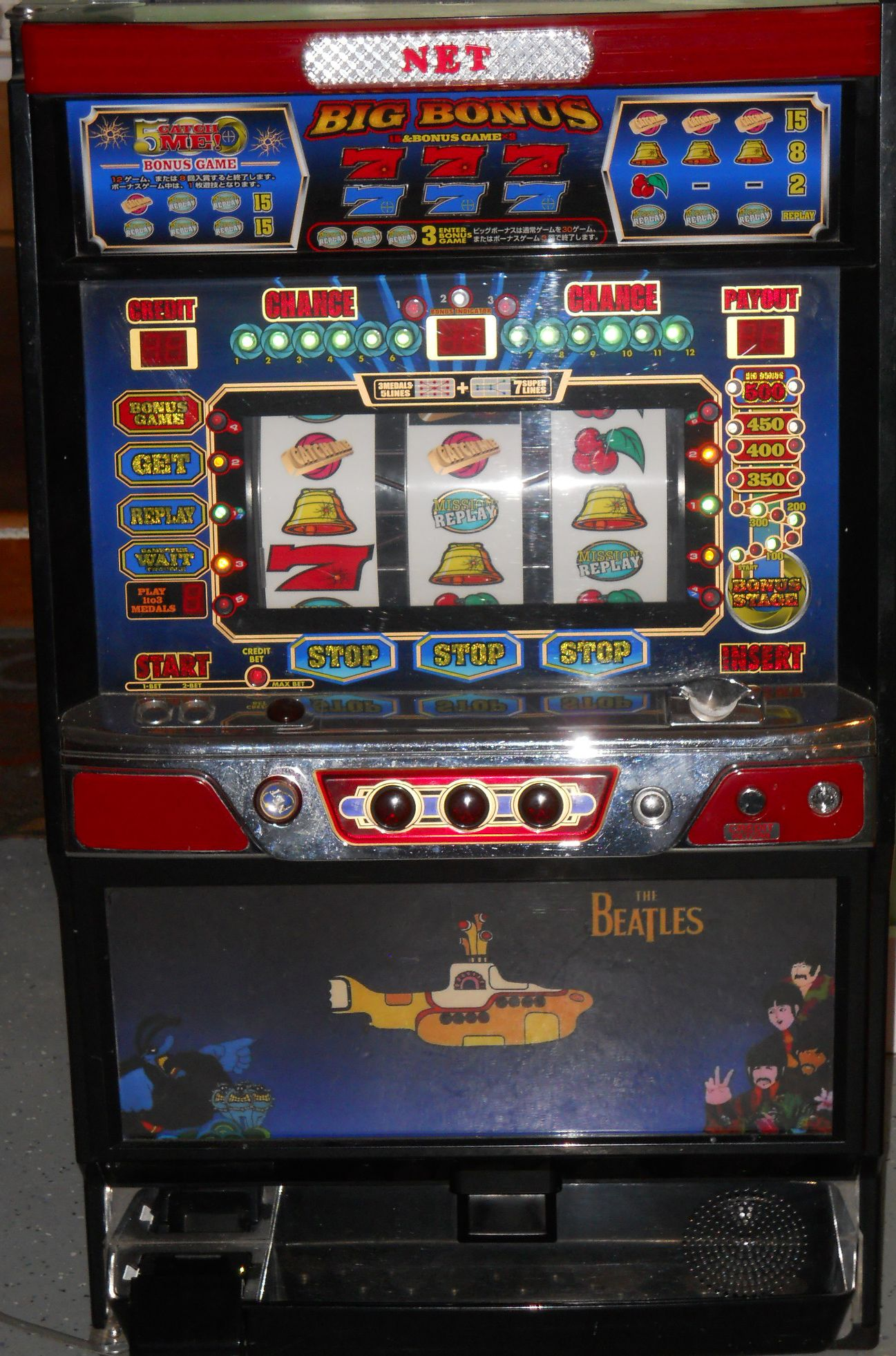 Mysterious Drakkar Slot Machine