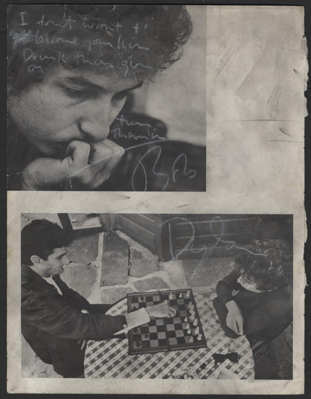 Bob Dylan - I Want You Lyrics | MetroLyrics