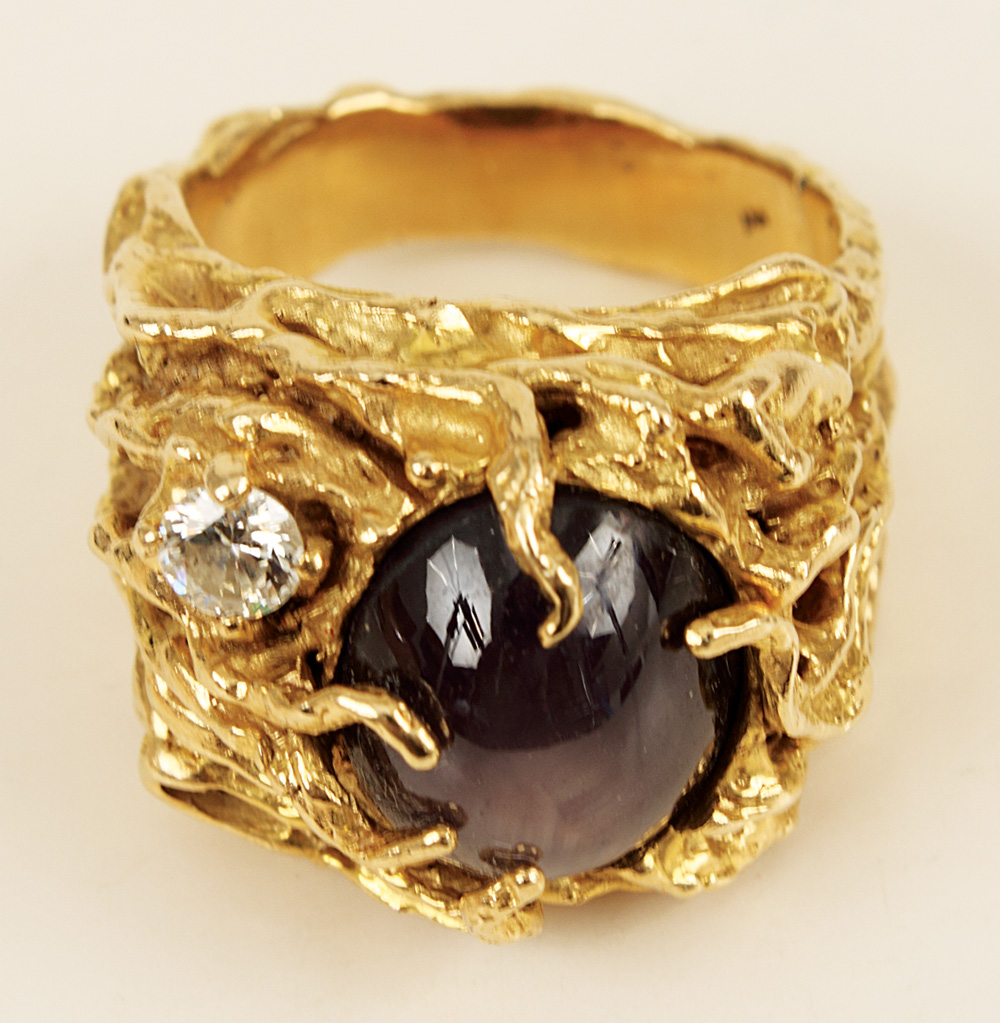 Elvis Owned Ring