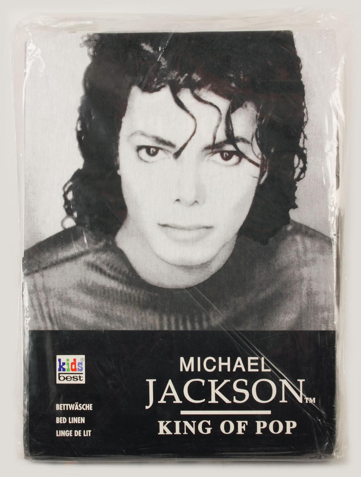 Lot Detail Michael Jackson Original Bed Linen