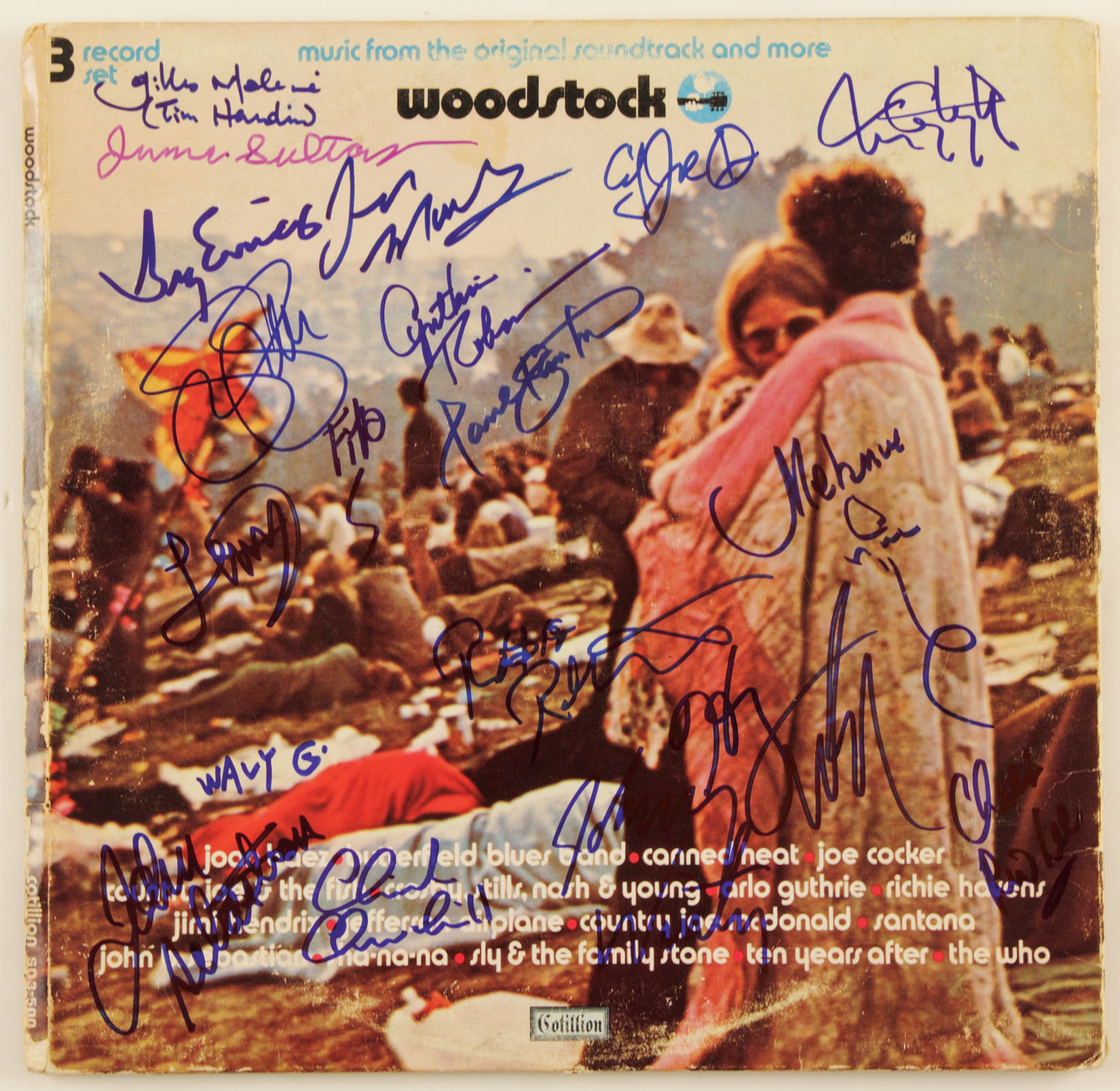 woodstock 1969 In 1969 at bethel, new york, the woodstock music and art fair was three day festival that was all about peace, love, understanding, music, and serious.