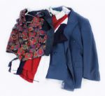 Jackson 5 Miscellaneous Clothing and Suit Collection