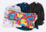 Jackson 5 Miscellaneous Clothing and Shirt Collection