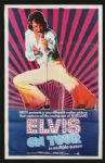 """Elvis On Tour"" Original Poster"