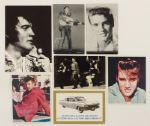 Elvis Presley Original Promotional Post Cards