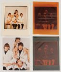 "Beatles ""Butcher"" Cover Outtake Original Photographs and Negatives"