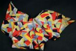 John Lennon 1967 Owned and Worn Psychedelic Cravat Scarf