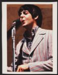 Paul McCartney Original Bob Bonis 11 x 14 Color Photograph