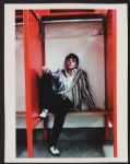 John Lennon Original Bob Bonis 11 x 14 Color Photograph