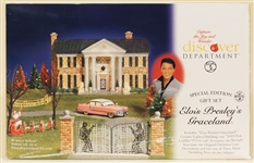 Elvis Presley Special Edition Graceland Christmas Holiday Gift Set