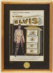 Elvis and His Show Limited Edition Poster