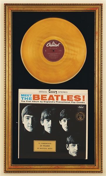 meet the beatles album auction