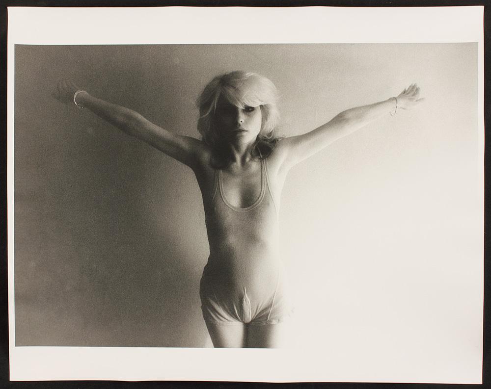 Debbie Harry Playboy Nude