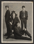 The Beatles Signed Original Photograph