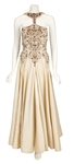 "Madonna ""Evita"" Film Worn Inaugural Ball Gown From Musical Number ""High Flying, Adored"""