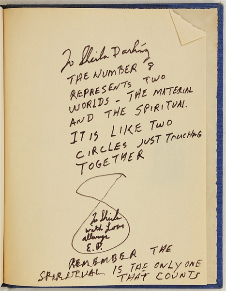 a love letter lot detail elvis s annotated personally 20346
