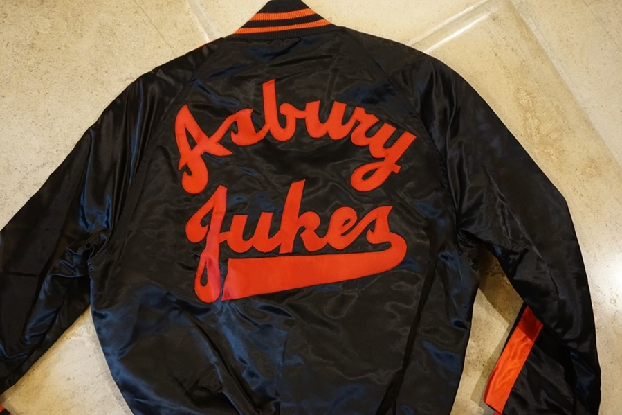 Southside Johnnys Personally Owned and Worn 1976 Concert Tour Jacket