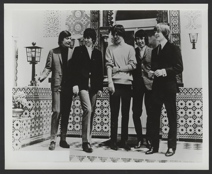 The Rolling Stones Original Photograph