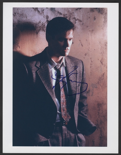 Jim Carrey Signed Photograph